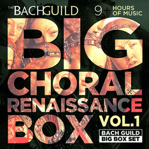Albumcover Various Artists - Big Choral Box - Renaissance