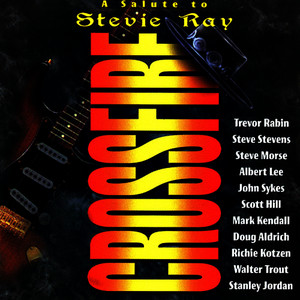 Albumcover Various Artists - Crossfire - A Salute to Stevie Ray