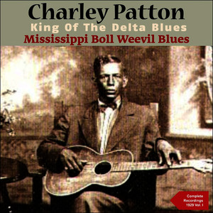 Albumcover Charley Patton - Mississippi Boll Weevil Blues