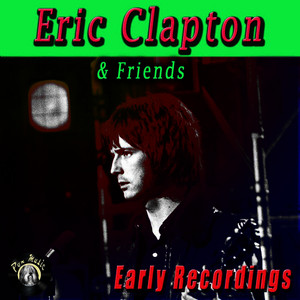 Albumcover Eric Clapton - Early Recordings