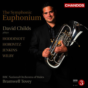 Albumcover David Childs - The Symphonic Euphonium
