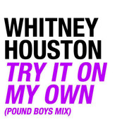 Albumcover Whitney Houston - Try It On My Own