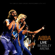 Albumcover Abba - Live At Wembley Arena