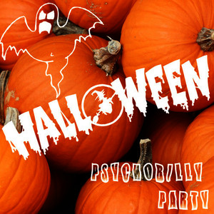 Albumcover Various Artists - Halloween Psychobilly Party