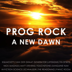 Albumcover Various Artists - Prog Rock: A New Dawn
