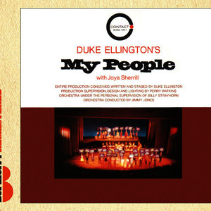Albumcover Duke Ellington - Duke Ellington's My People