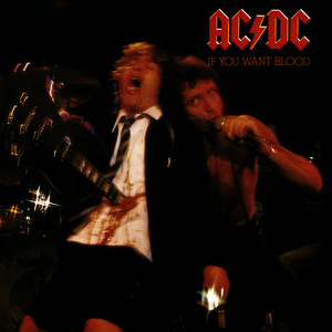 Albumcover AC/DC - If You Want Blood You've Got It (Live)