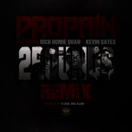 Albumcover Propain - 2 Rounds (Remix) feat. Homie Quan & Kevin Gates