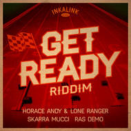 Albumcover Various Artists - Get Ready Riddim
