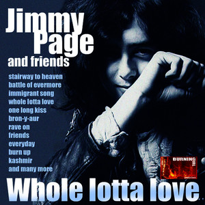 Albumcover Various Artists - Whole Lotta Love: Jimmy Page and Friends