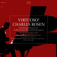 Albumcover Charles Rosen - Charles Rosen - Virtuoso! Electrifying Performances of the World's Most Difficult Piano Showpieces