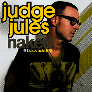 Albumcover Judge Jules - Naked