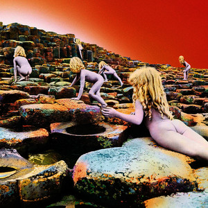 Albumcover Led Zeppelin - Houses Of The Holy