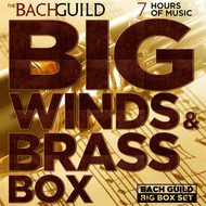 Albumcover Various Artists - Big Winds and Brass Box