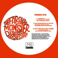 Albumcover The Far Out Monster Disco Orchestra - Vendetta (Kirk Degiorgio Remix)