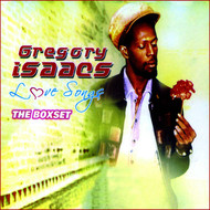 Albumcover Gregory Isaacs - Love Songs: The Box Set