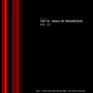 Albumcover Various Artists - TOP 10 - Kings of Progressive Vol. 03