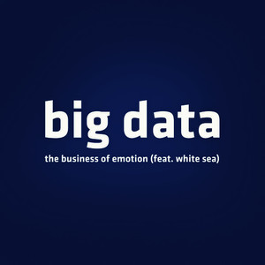 Albumcover Big Data - The Business of Emotion (feat. White Sea)