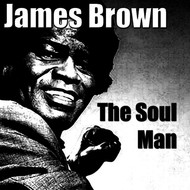 Albumcover James Brown - The Soul Man