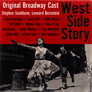 Albumcover Original Cast - West Side Story Original Broadway Cast