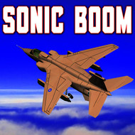 Sound Effects Library - Sonic Boom