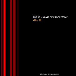 Albumcover Various Artists - TOP 10 - Kings Of Progressive Vol. 04