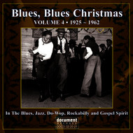 Albumcover Various Artists - Blues Blues Christmas, Vol 4