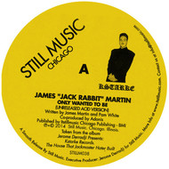 "James ""Jack Rabbit"" Martin - There Are Dreams And There Is Acid"