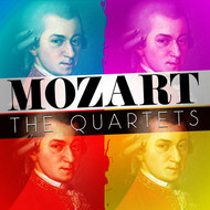 Albumcover Various Artists - Mozart - The Quartets
