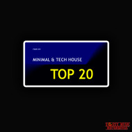 Albumcover Various Artists - Minimal & Tech House TOP 20