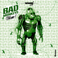 Albumcover Various Artists - Wiwek Presents Bad Monkeys - EP