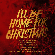 Albumcover Various Artists - I'll Be Home For Christmas