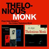 Albumcover Thelonious Monk - Thelonious Monk Trio Plays Duke Ellington + the Unique Thelonious Monk (feat. Oscar Pettiford)