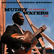 Albumcover Muddy Waters - Muddy Waters At Newport 1960 (Live)