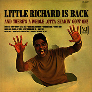 Albumcover Little Richard - Little Richard Is Back (And There's A Whole Lotta Shakin' Goin' On!)