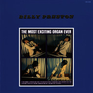Albumcover Billy Preston - The Most Exciting Organ Ever
