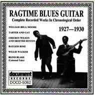 Albumcover Various Artists - Ragtime Blues Guitar (1927 - 1930)