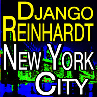 Albumcover Django Reinhardt - New York City