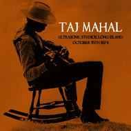Taj Mahal - Ultrasonic Studios, Long Island, October 15th 1974. Live FM Radio Broadcast Concert (Remastered)