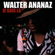 Albumcover Walter Ananaz - Je suis là
