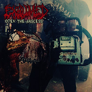 Albumcover Exhumed - Open the Abscess - Single