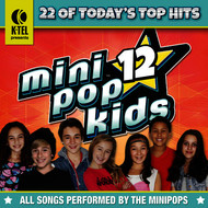 Albumcover Minipop Kids - Mini Pop Kids 12