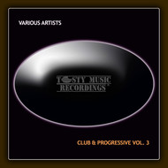 Albumcover Various Artists - Club & Progressive House, Vol. 3