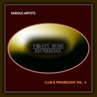 Albumcover Various Artists - Club & Progressive House, Vol. 4