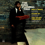 Albumcover King Fleming - The King Fleming Trio. Misty Night / Stand By / The Weary Traveler