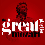 Albumcover Various Artists - The Great Mozart Playlist