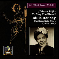 Billie Holiday - All That Jazz, Vol. 21: Billie Holiday, Vol. 1 (2014 Digital Remaster)
