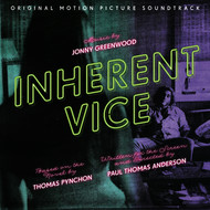 Albumcover Inherent Vice - Inherent Vice (Original Motion Picture Soundtrack)
