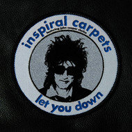Albumcover Inspiral Carpets - Let You Down
