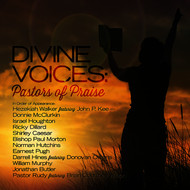 Albumcover Various Artists - Divine Voices: Pastors of Praise